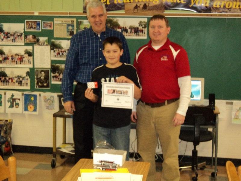 7th grade essay contest